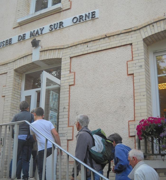 Journées du patrimoine 2018 - Circuit : à la découverte des activités humaines de May-sur-Orne