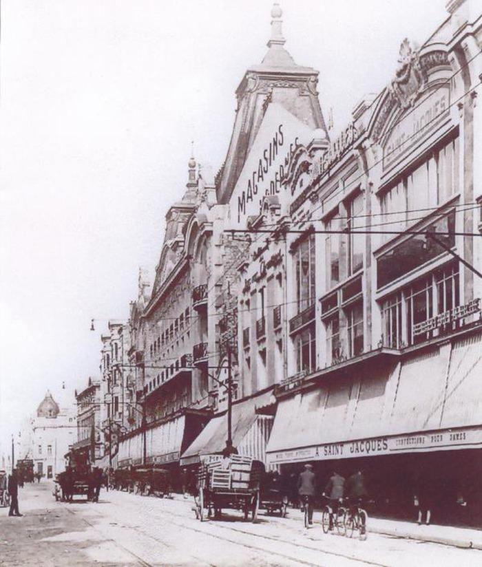 Journées du patrimoine 2018 - A la découverte des Galeries Lafayette de Reims
