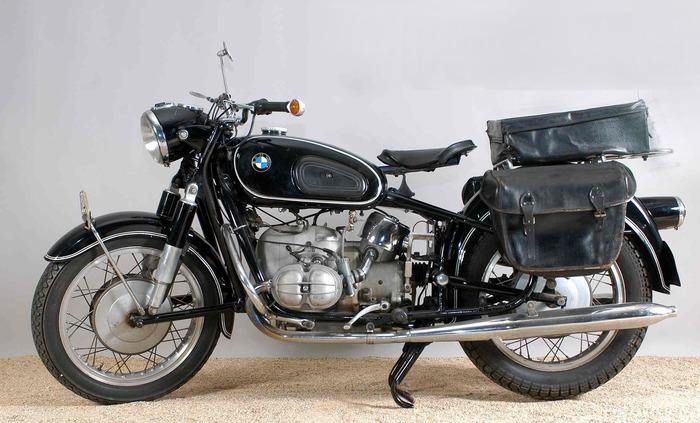 Journées du patrimoine 2017 - À la découverte des motos anciennes de la gendarmerie
