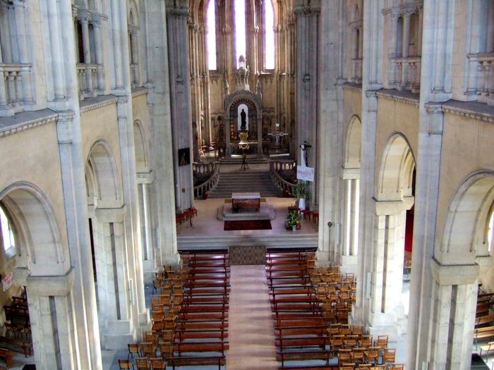 Crédits image : Eglise Saint-Jean. Crédit Michel Rampont.