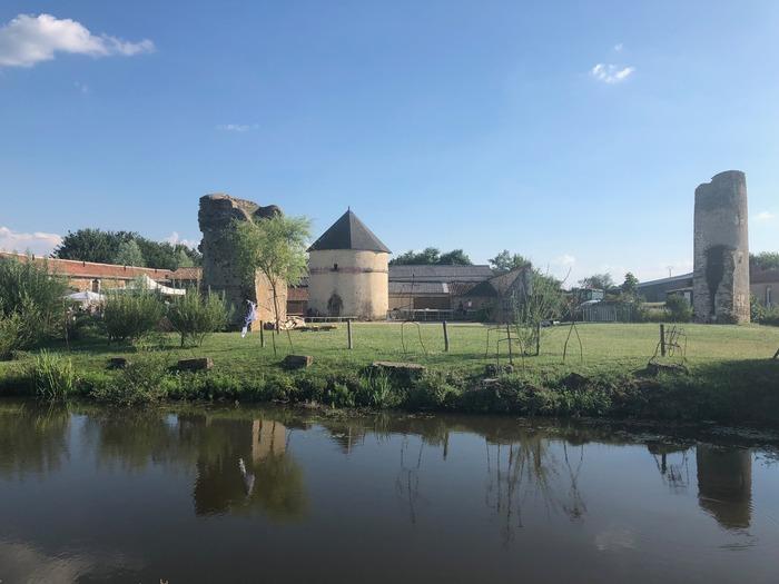 Journées du patrimoine 2018 - À la découverte du bourg de Bouillé-Saint-Paul