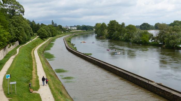 Journées du patrimoine 2017 - A la découverte du canal de Saint-Jean de Braye à Combleux
