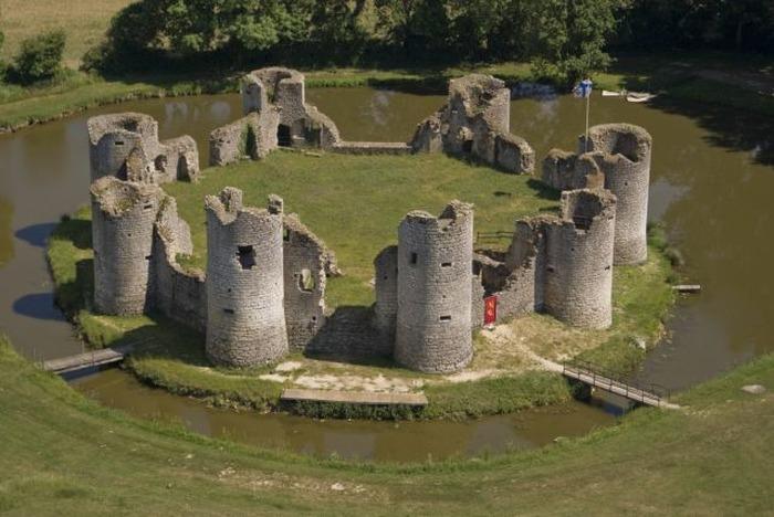 Journées du patrimoine 2018 - À la découverte du château de Commequiers
