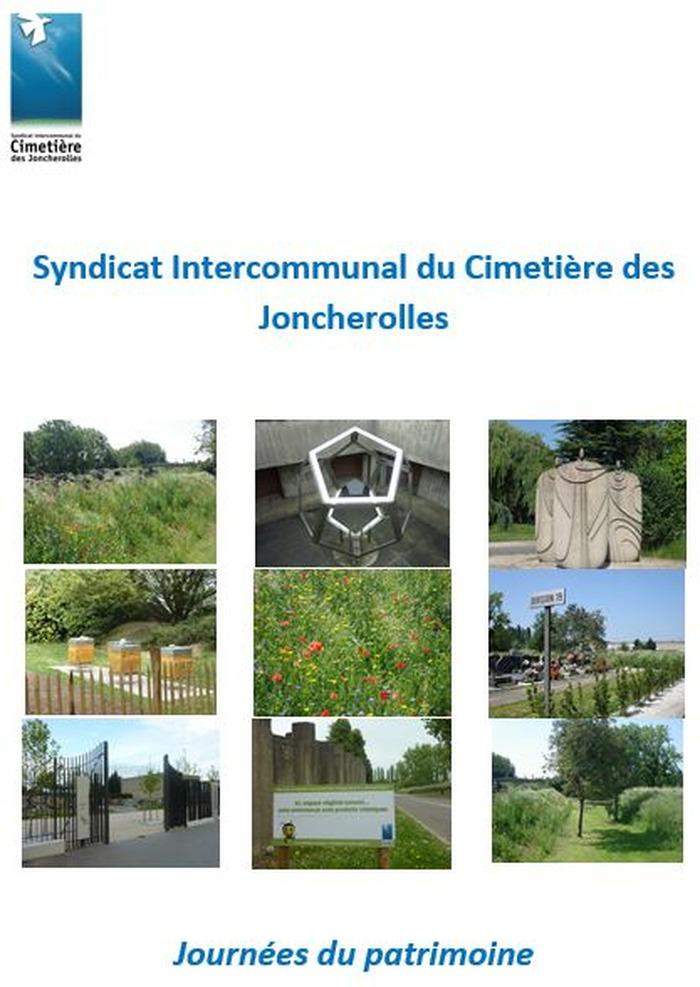 Journées du patrimoine 2018 - À la découverte du cimetière des Joncherolles