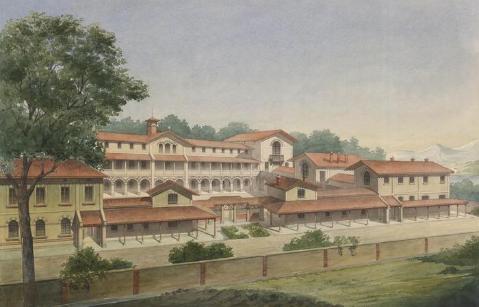 Journées du patrimoine 2018 - À la découverte du Collège Marracq