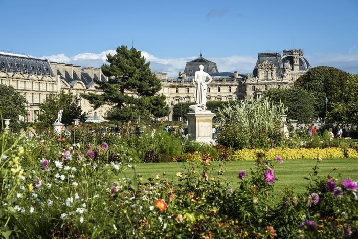 Journées du patrimoine 2018 - A la découverte du jardin des Tuileries
