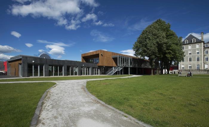 Journées du patrimoine 2018 - À la découverte du lycée Jacques-Monod