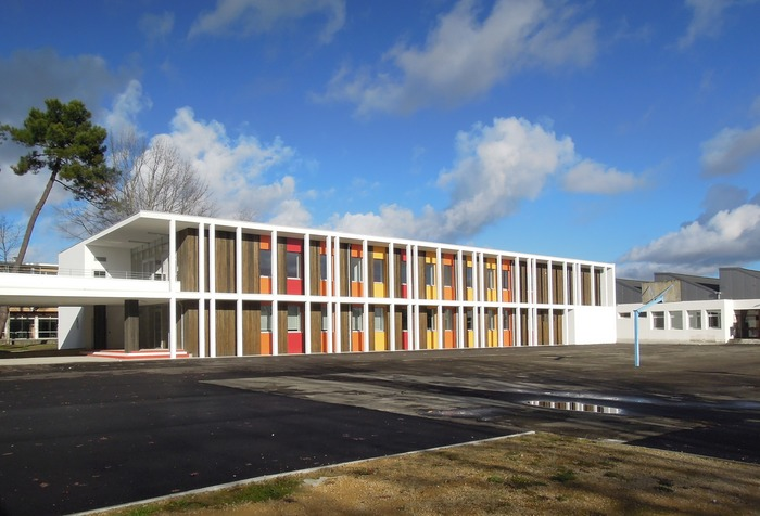 Journées du patrimoine 2018 - À la découverte du lycée Jean-Garnier