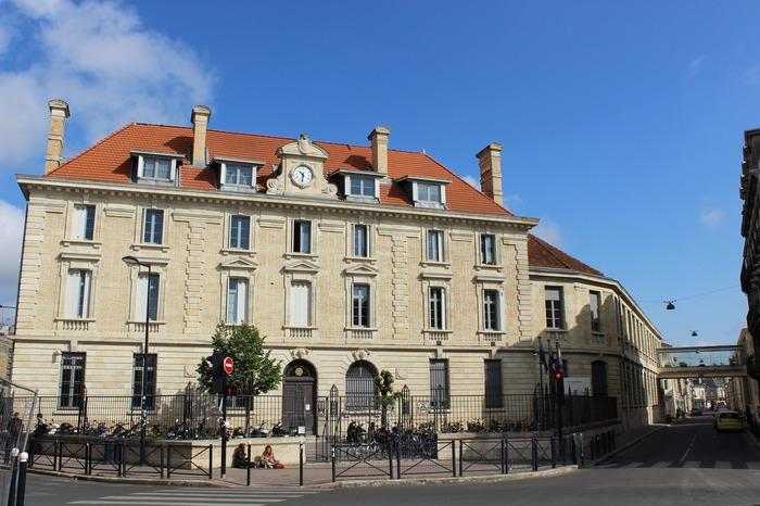 Journées du patrimoine 2018 - À la découverte du lycée Montesquieu