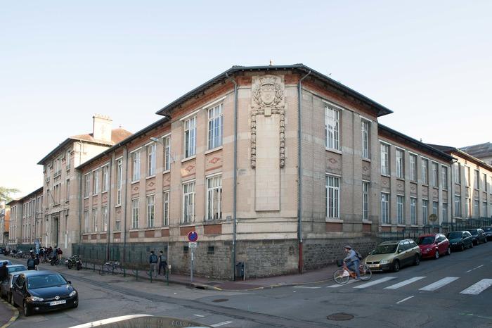Journées du patrimoine 2018 - À la découverte du lycée Turgot