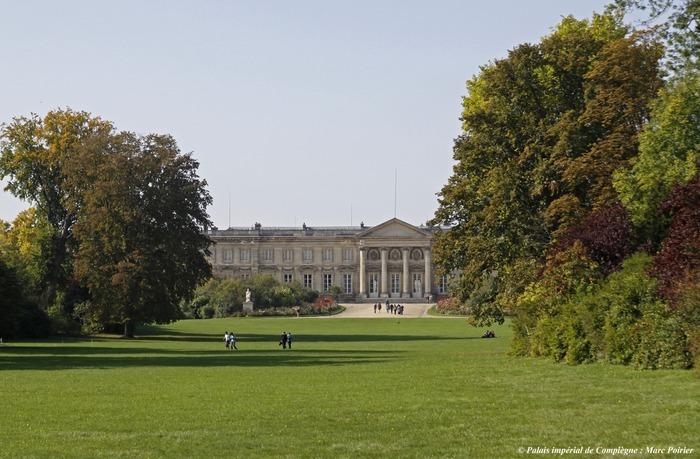 Crédits image : Musées nationaux du palais de Compiègne © Marc Poirier