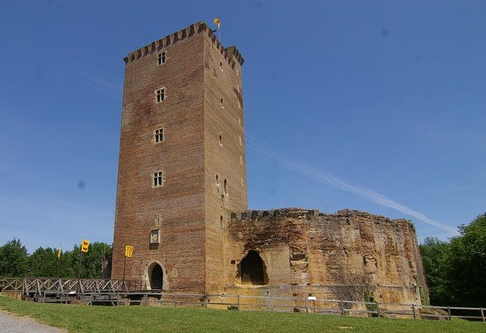 Journées du patrimoine 2018 - À la découverte du palais médiéval de Gaston Fébus