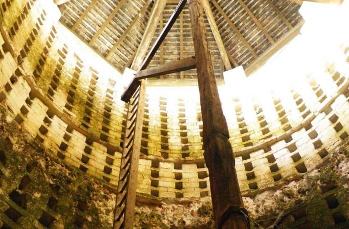 Journées du patrimoine 2018 - À la découverte du pigeonnier souterrain de Tourtenay