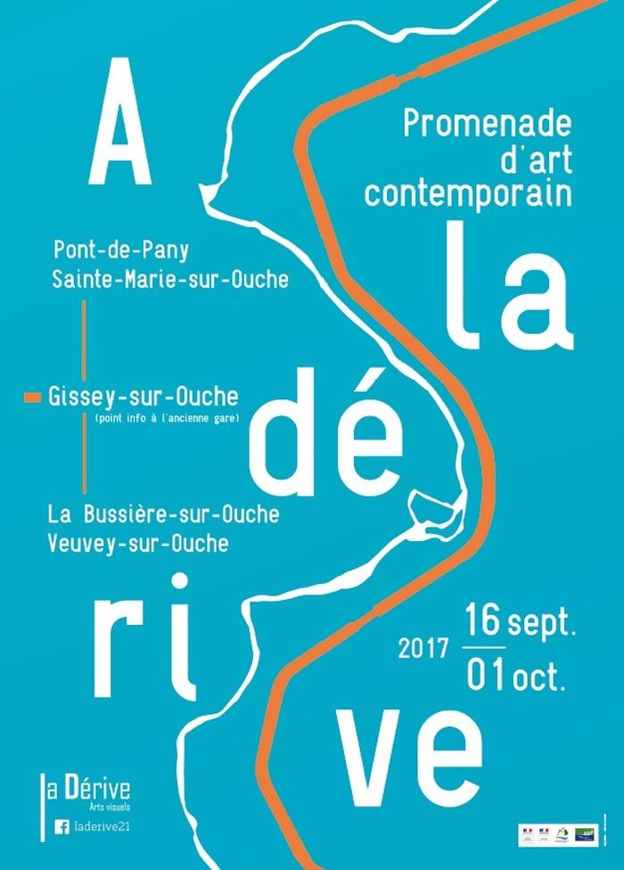 Journées du patrimoine 2017 - « À la dérive », promenade d'art contemporain
