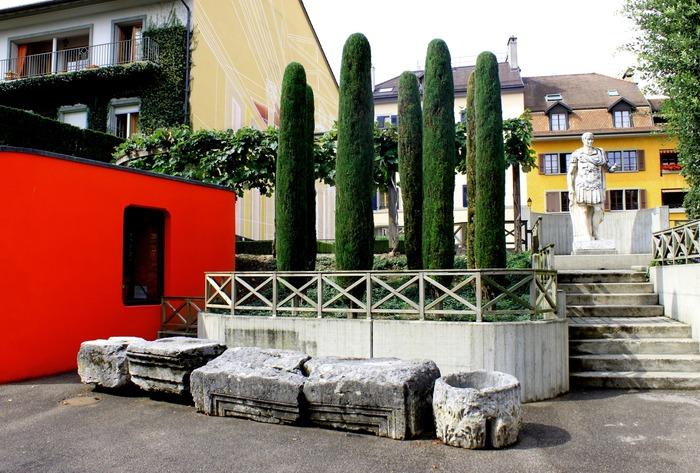 Crédits image : Musée romain de Nyon