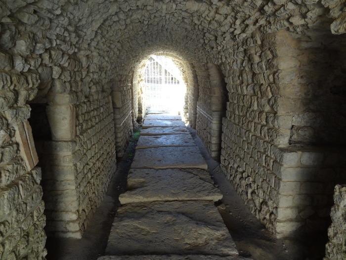Journées du patrimoine 2018 - À la recherche des maçons de Cassinomagus