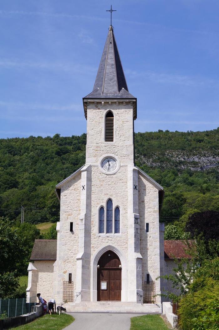 Crédits image : © Eglise de Peyrieu