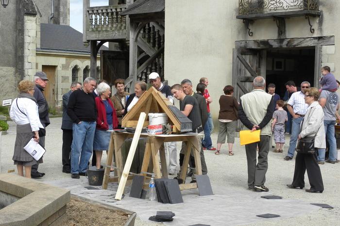 Journées du patrimoine 2018 - A la rencontre des Compagnons du Devoir d'Angers