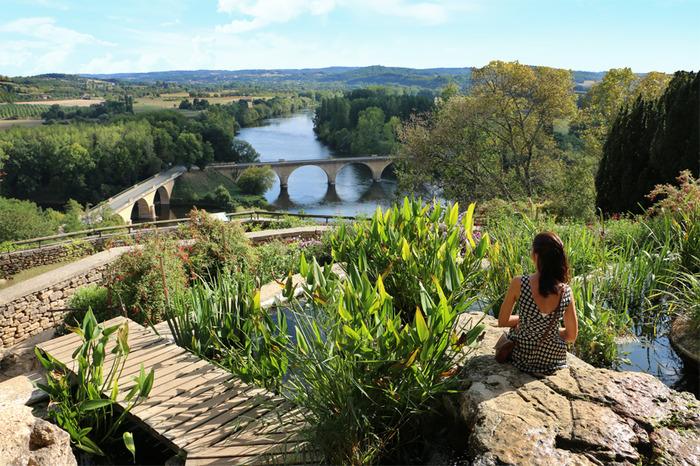 Journées du patrimoine 2018 - Visite libre et rencontre des jardiniers aux jardins panoramiques de Limeuil