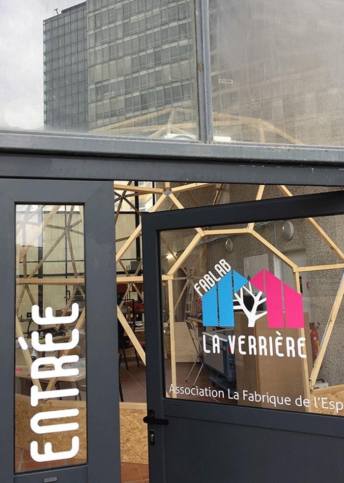 A Montreuil, le Fablab La Verrière ouvre ses portes au coeur de la Cité de l'espoir