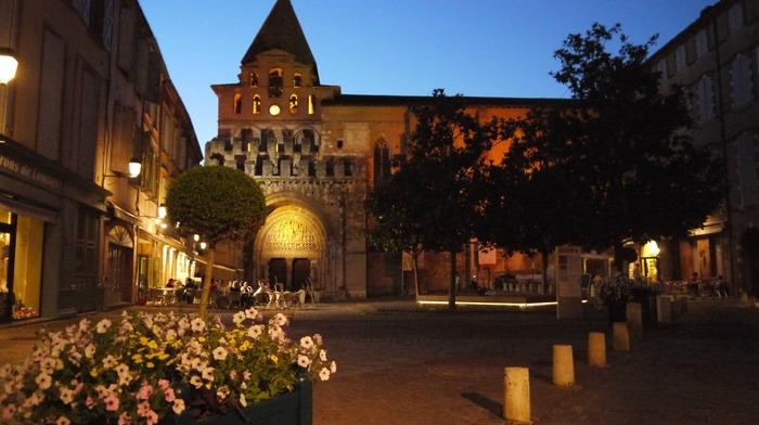 Abbatiale Saint Pierre de Moissac - Diocèse de Montauban - 82