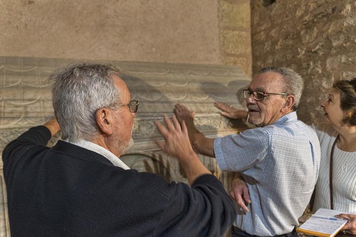 Journées du patrimoine 2018 - Visite guidée de l'abbatiale et de son Trésor