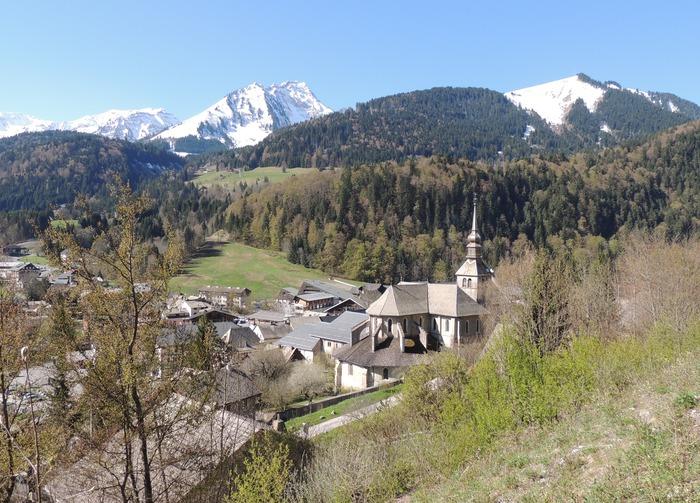 Crédits image : Abbaye d'Abondance