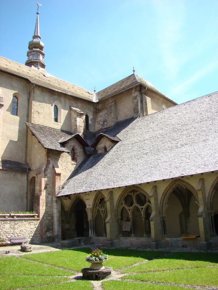 Journées du patrimoine 2018 - Visite libre de l'abbaye d'Abondance.