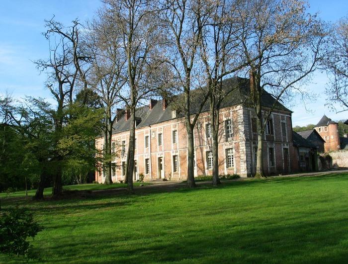 Journées du patrimoine 2018 - Visite guidée de l'abbaye Saint-Martin d'Auchy