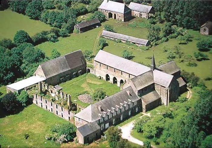 Journées du patrimoine 2017 - visite commentée de l'Abbaye de Clairmont