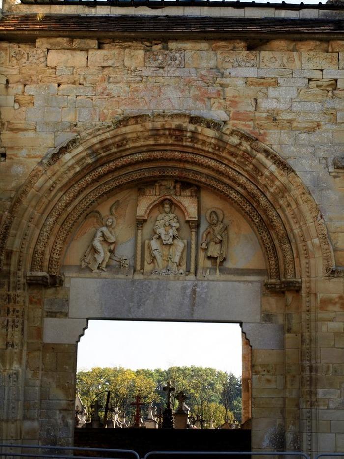 Journées du patrimoine 2017 - Visites libres et commentées de l'Abbaye de Donzy le Pré
