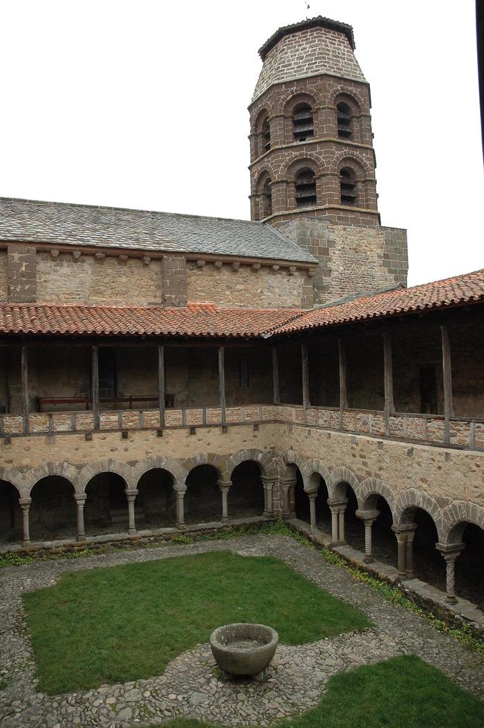Journées du patrimoine 2017 - Abbaye de Lavaudieu