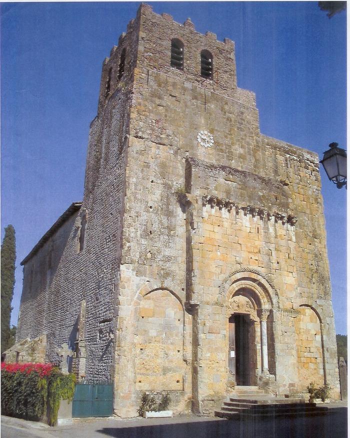 Journées du patrimoine 2017 - Visite libre de l'église Saint-Pierre, ancienne église abbatiale