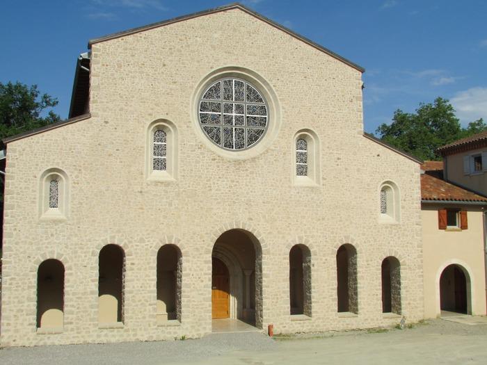 Crédits image : Abbaye du Pesquié