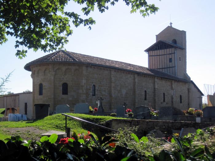 Journées du patrimoine 2018 - Abbaye Notre-Dame de l'Assomption de Lahonce