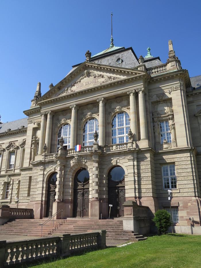Journées du patrimoine 2018 - Accès aux pièces remarquables de la Cour d'appel