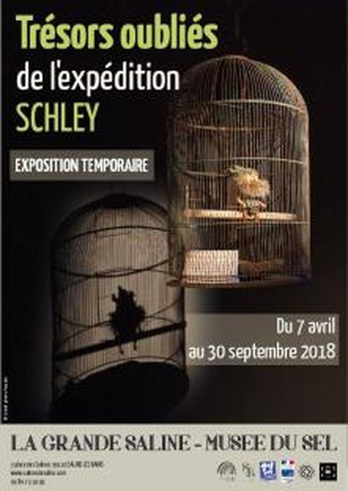 Journées du patrimoine 2018 - Accès libre au Musée du Sel et à l'exposition Schley