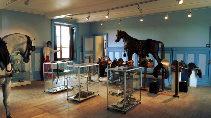 Crédits image : Association des Amis du Musée Lorrain du Cheval