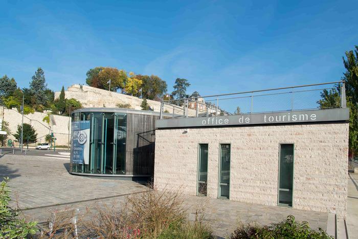 Journées du patrimoine 2018 - Accueil et informations à l'Office de tourisme de Cergy-Pontoise-Porte du Vexin