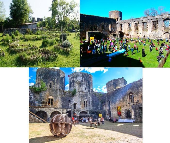Journées du patrimoine 2017 - Visitez le jardin médiéval de la Maison Labat