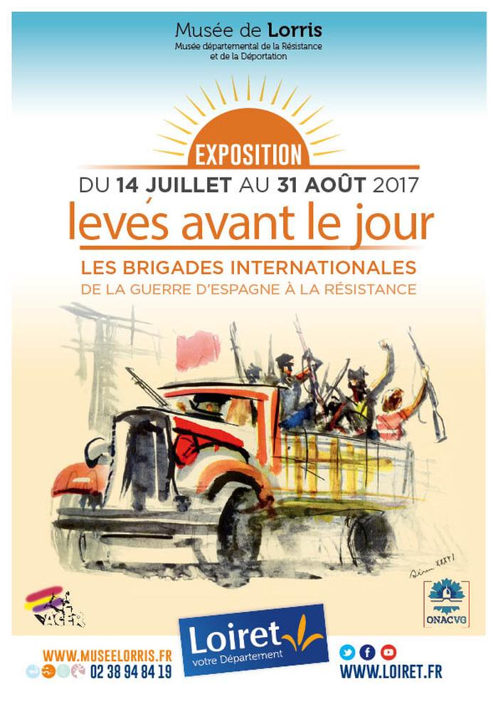 Crédits image : musée départemental de la Résistance et de la Déportation de Lorris
