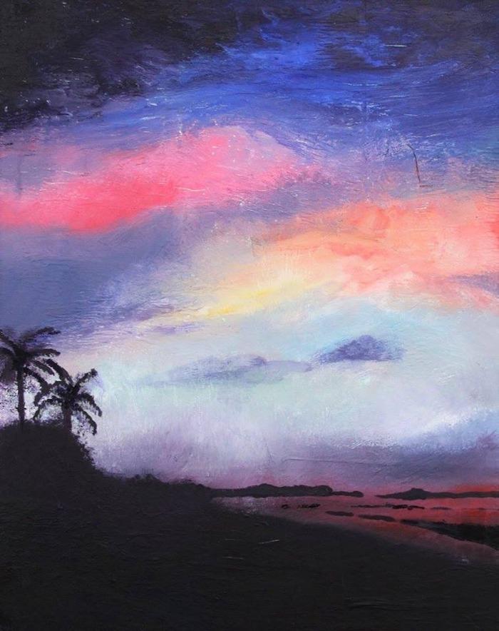 Afterwork créatif ArtNight • Beach sunset