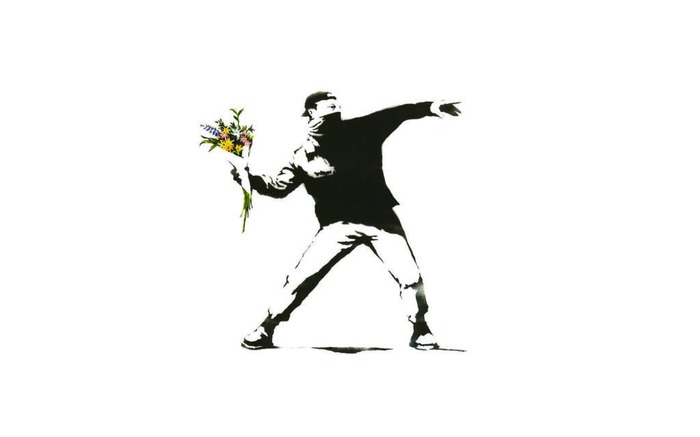 Afterwork créatif ArtNight • Peins ton Banksy | Flower Power