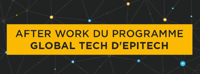 Afterwork du Programme Global Tech
