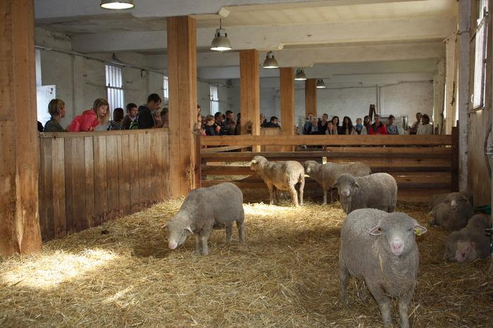 Journées du patrimoine 2018 - Agricultures & Patrimoines - Visites thématiques