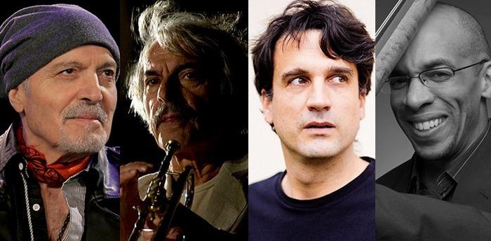 Aldo Romano / Enrico Rava / Baptiste Trotignon / Daryll Hall