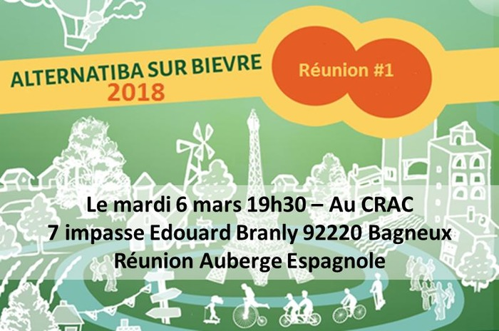 Alternatiba sur Bièvre 2018 #1