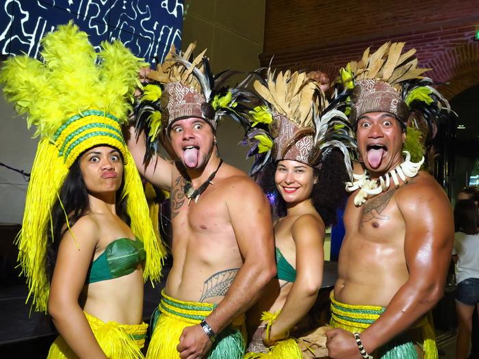 Journées du patrimoine 2018 - Ambiances polynésiennes