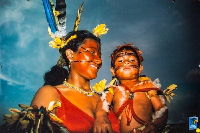 Exposition - Amazonie, voyage dans la forêt des ombres