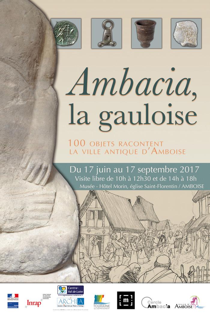 Journées du patrimoine 2017 - Ambacia, la gauloise